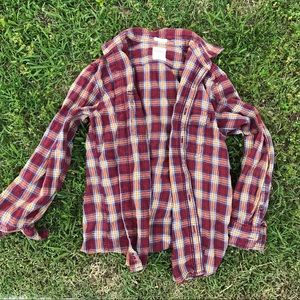 Fossil Flannel